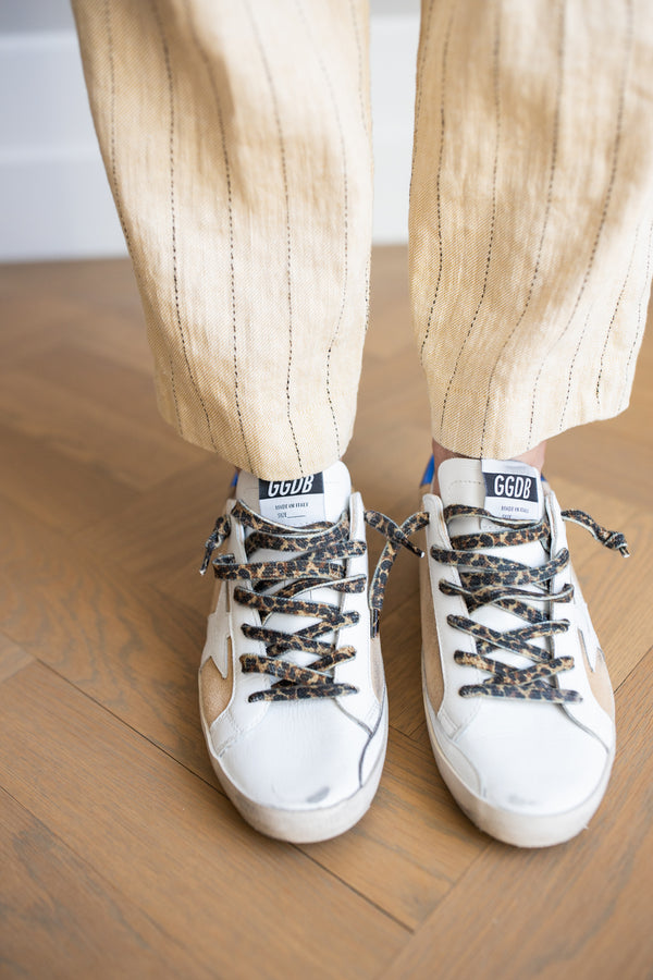 Sneakers Superstar in beige