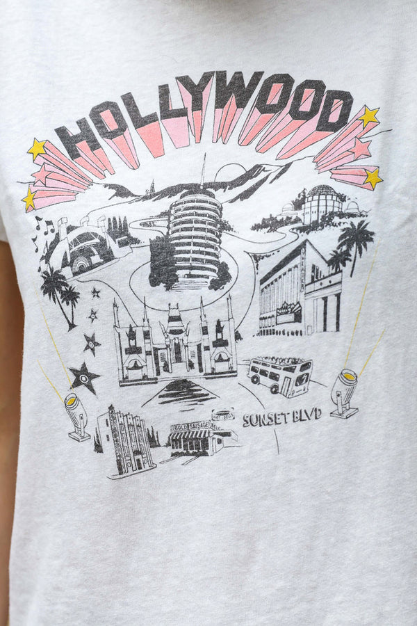 "T-Shirt ""Classic Tee Hollywood"""