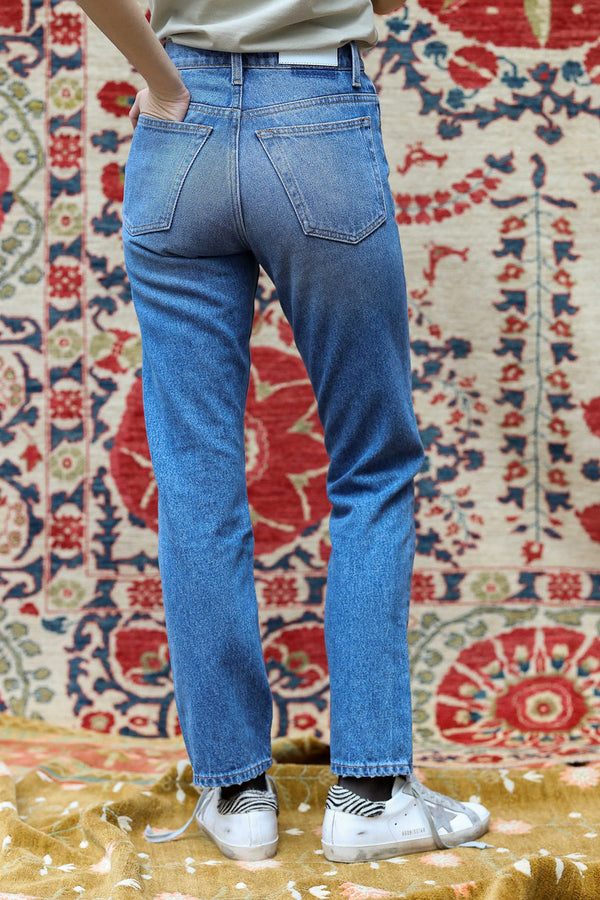 Jeans 70's Straight