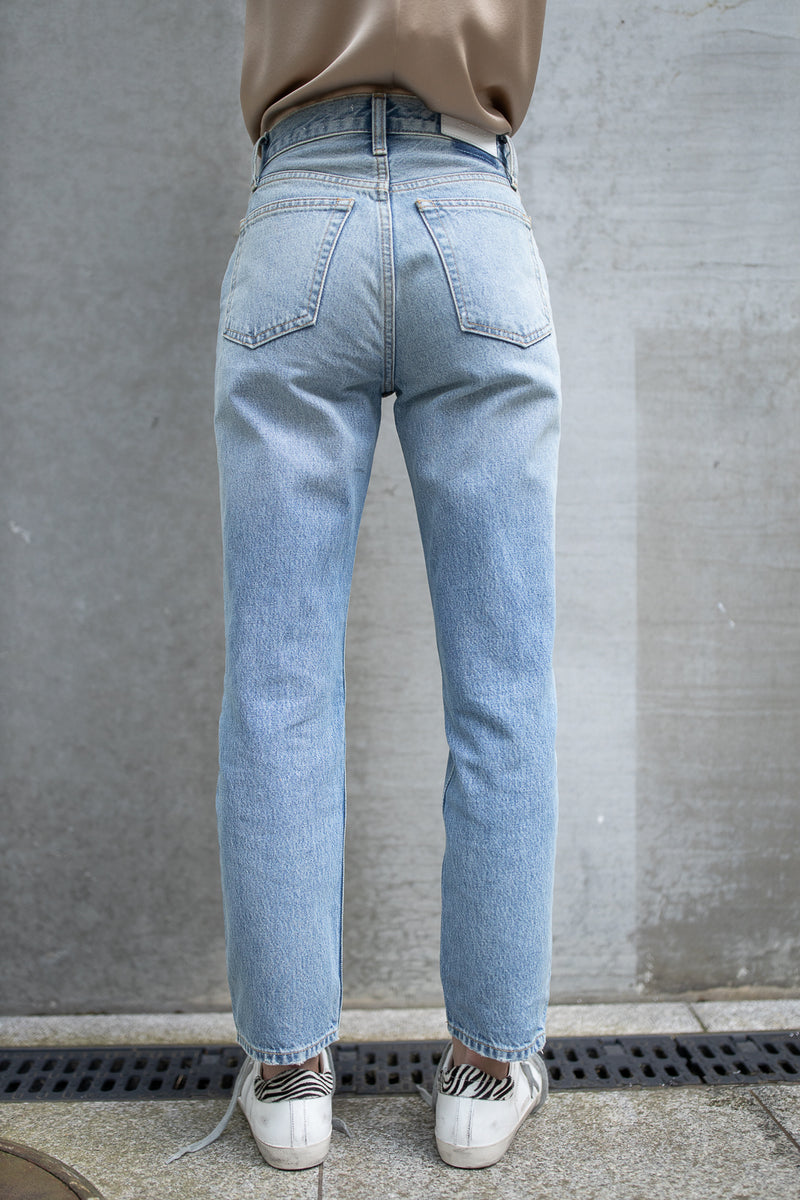Jeans 70's Stovepipe