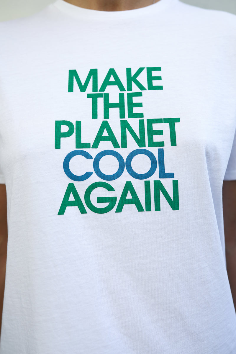 T-Shirt Cool Planet