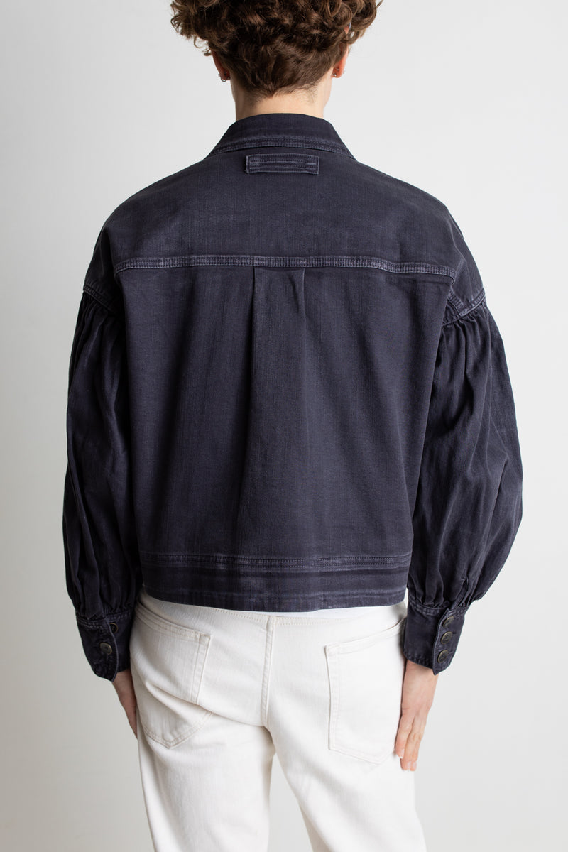 Denim-Jacke Griffin