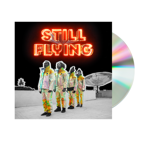 Still Flying CD