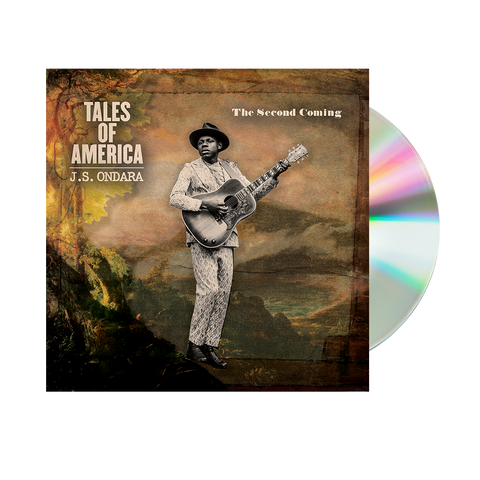Tales of America: The Second Coming Deluxe CD