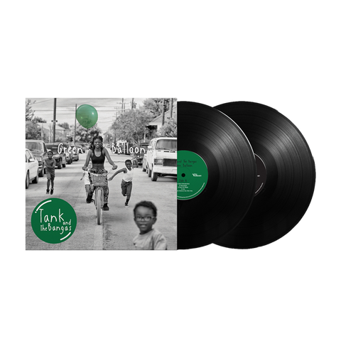Green Balloon LP