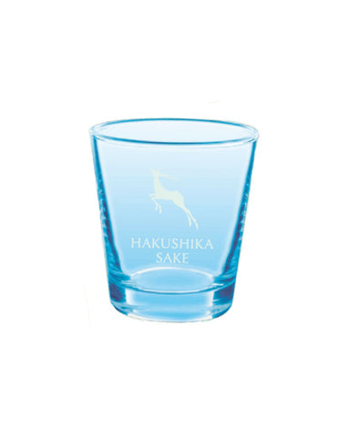 HAKUSHIKA Blue Glass 150ml