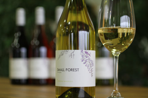 Small Forest Chardonnay 2017 750ml