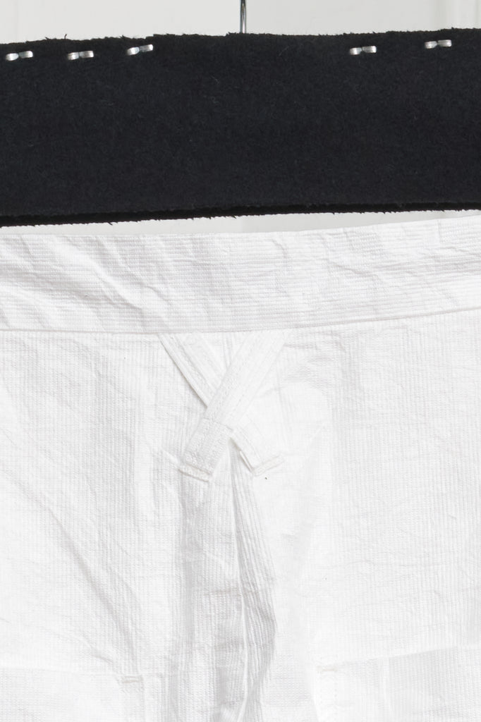 TYVEK 3D SHAPED TROUSERS