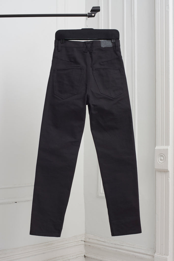 CANVAS STRAIGHT LEG JEANS