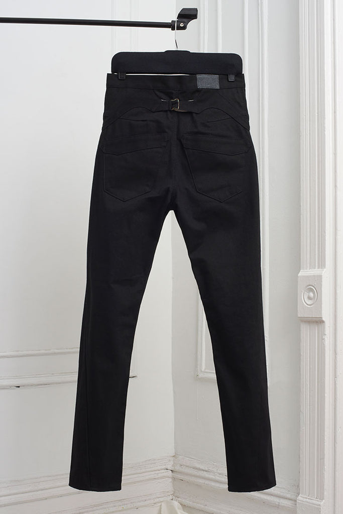 SLIM LEG CANVAS KROUSE JEANS