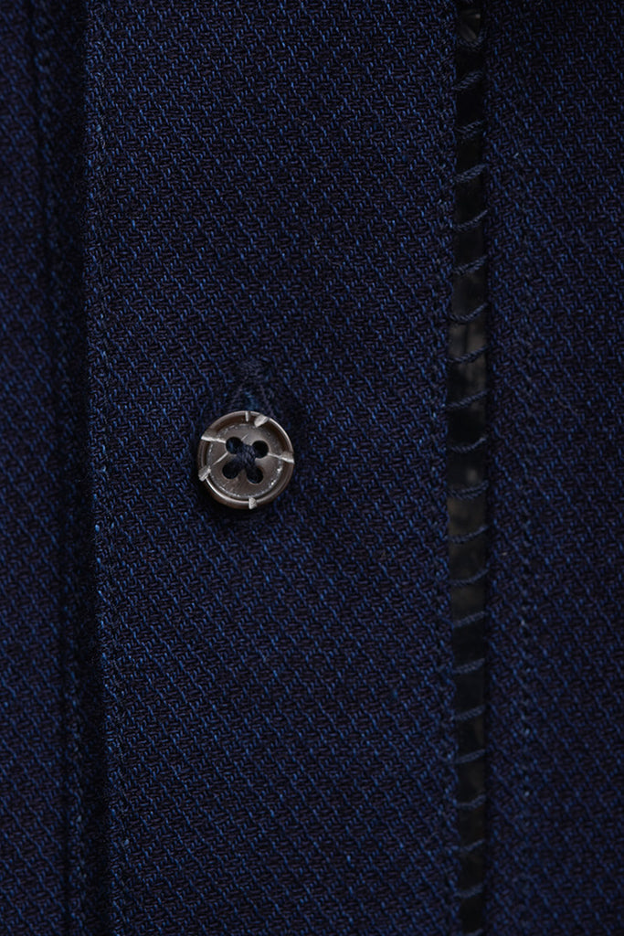 GAP STITCHED SHIRT W CRACK BUTTON