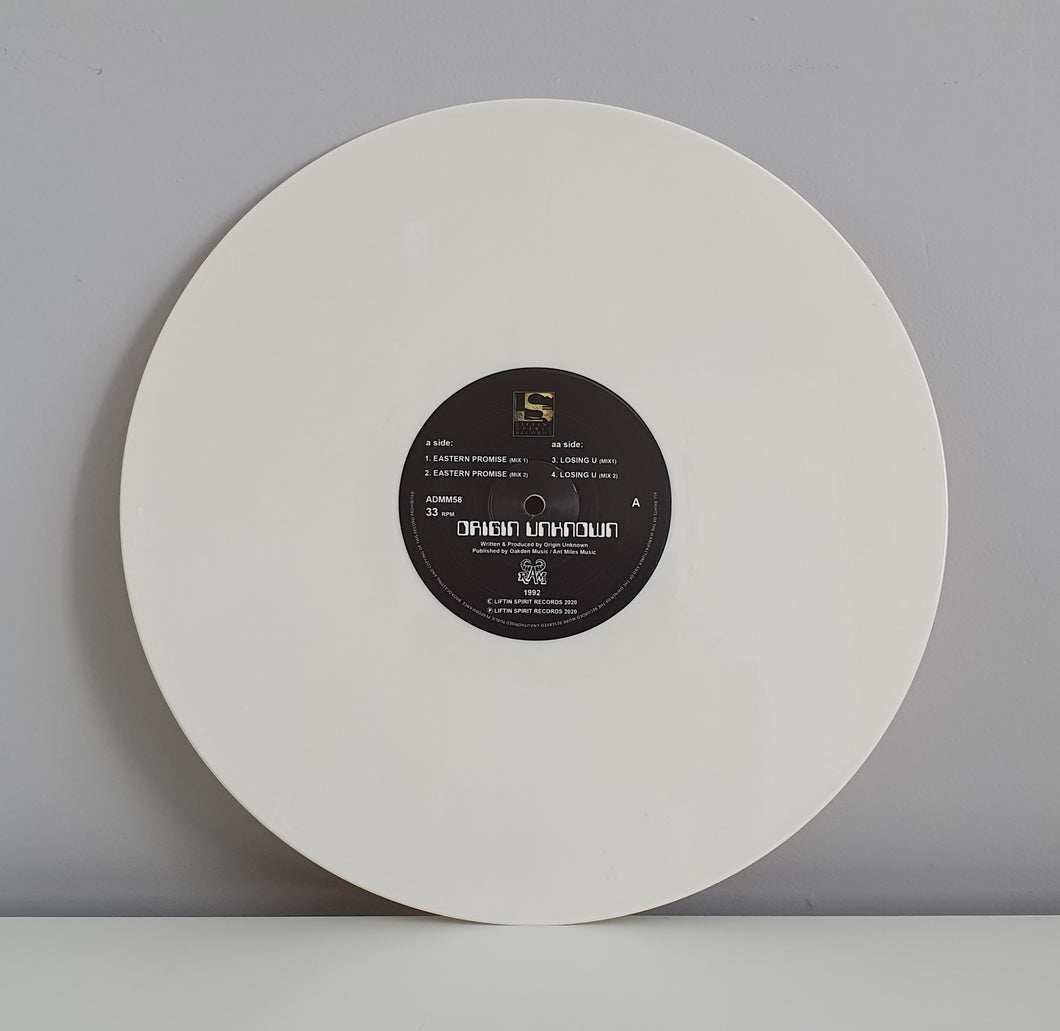 Origin Unknown - Eastern Promise E.P (Limited White Vinyl)