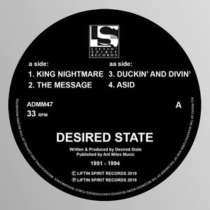 Desired State - King Nightmare 4 Track EP