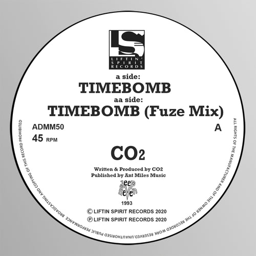 CO2 - Timebomb / Timebomb (Fuze Mix)