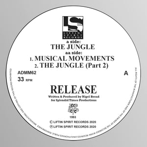 Release - The Jungle / Musical Movements / The Jungle (Part 2)
