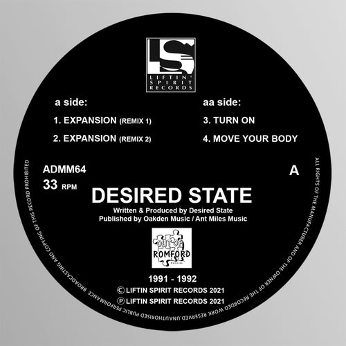 Desired State - Expansion Remixes E.P