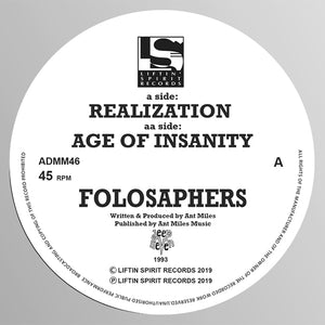 Folosaphers - Realization / Age of Insanity