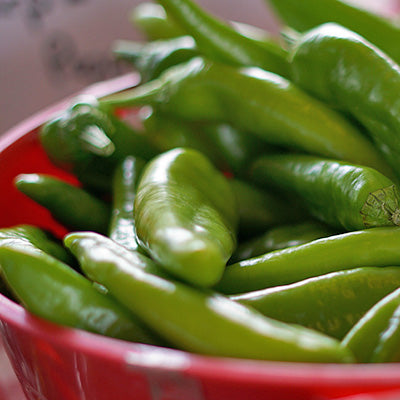 Anaheim Peppers - Hardies Direct, Dallas TX