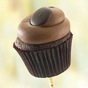 Chocolate Cupcake with Truffle Center - Hardie's Direct, Dallas TX