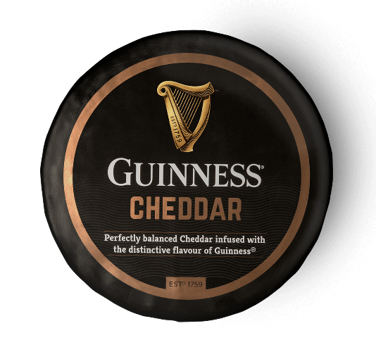 Guinness Cheddar Cheese - Hardie's Direct, Dallas TX