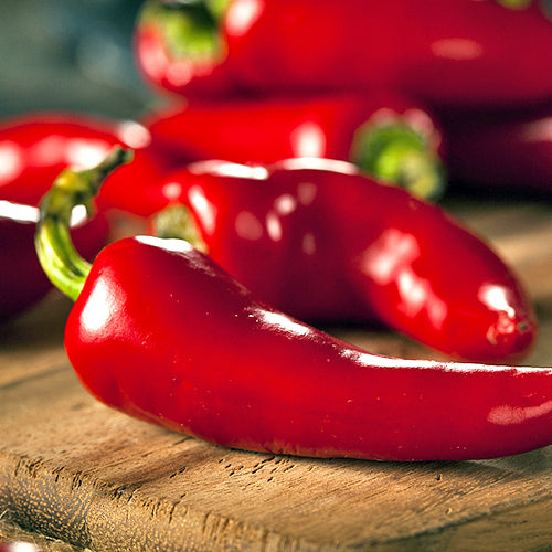 Red Fresno Peppers - Hardie's Direct, Dallas TX
