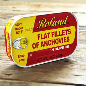Anchovies, in Oil 14 oz - Hardie's Direct Dallas, TX