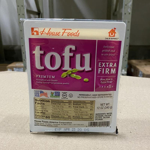 Tofu, Extra Firm 12 oz - Hardie's Direct Dallas, TX