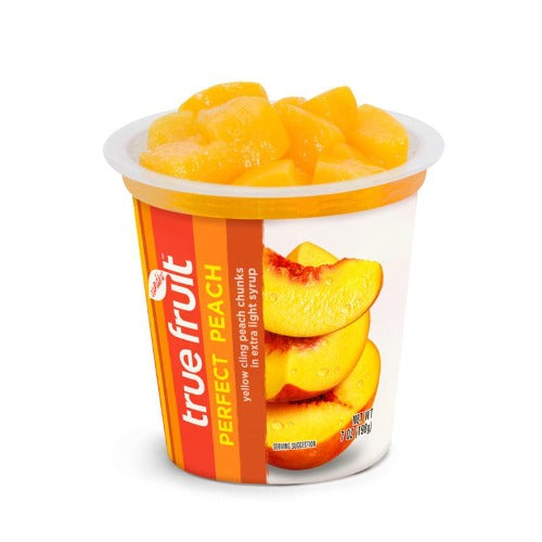 Fruit Cup, Perfect Peach 24 pack - Hardie's Direct Dallas, TX