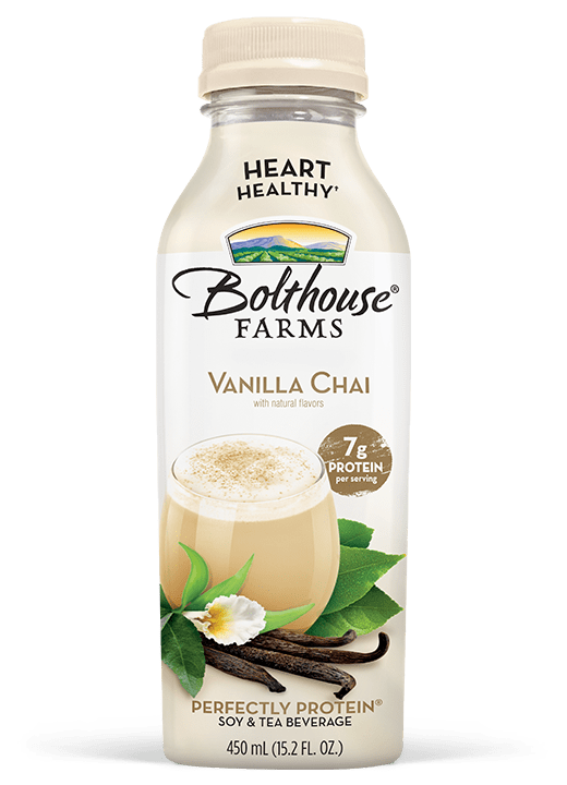 Smoothie, Bolthouse Vanilla Chai Tea Latte 6/ 15.2 oz - Hardie's Direct Dallas, TX