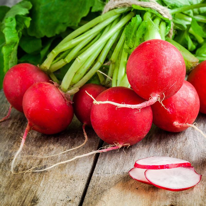 Red Radishes, 6 oz - Hardie's Direct Dallas, TX