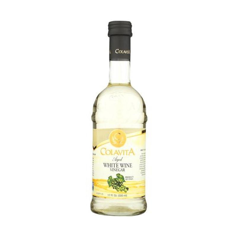 Vinegar, White Wine Aged Colavita, 17 oz - Hardie's Direct Dallas, TX