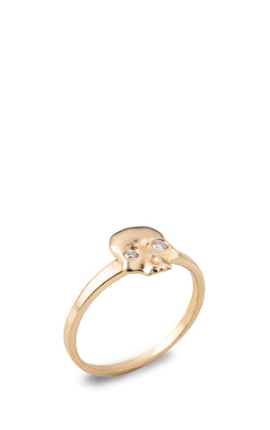 Diamond Ossification Ring