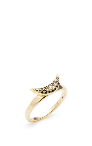 Diamond Selene Ring