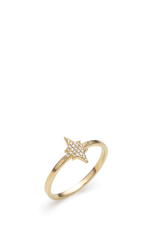 Pave Starbright Ring