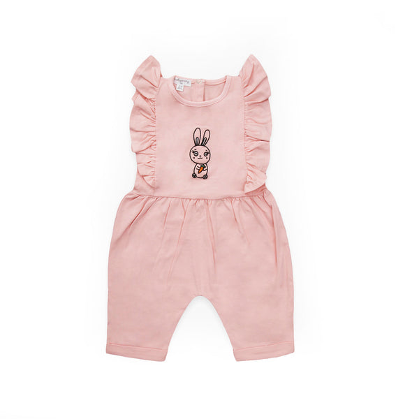Bunny with its Carrot - Romper