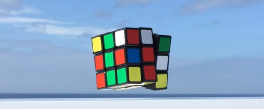 La Légende Rubik's Cube (Magic Cube)