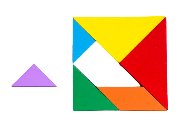 Collection Tangram Montessori | MyBrainTeaser