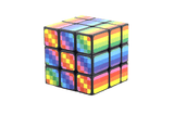Casse-Tête Magic Cube Rainbow Cube | MyBrainTeaser