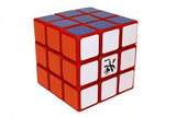Casse-Tête Magic Cube DaYan Zhanchi 3x3x3 57 mm Rouge