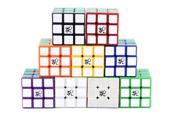 Casse-Tête Magic Cube DaYan Zhanchi 3x3x3 57 mm