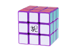 Casse-Tête Magic Cube DaYan GuHong V2 3x3 57 mm Violet