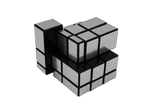 Casse-Tête Magic Cube Mirror Blocks - MyBrainTeaser