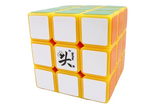 Casse-Tête Magic Cube DaYan Zhanchi  3x3x3 57 mm Jaune