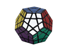 Casse-Tête Magic Cube <br> Megaminx Aurora