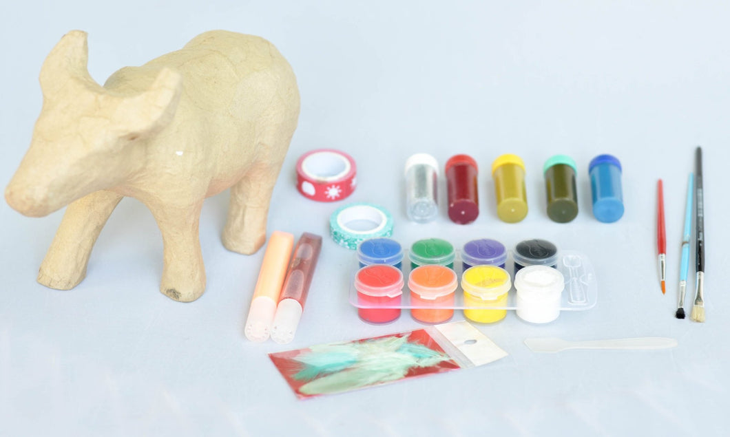 Carabao art kits