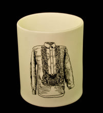 Load image into Gallery viewer, Barong Tagalog candle holder