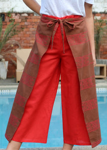 Capucine one of a kind pants