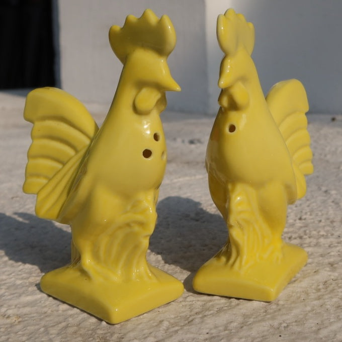 Rooster shakers