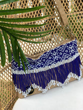 Load image into Gallery viewer, Belle Beaded Jute Bag