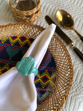 Load image into Gallery viewer, Barong napkin rings holder